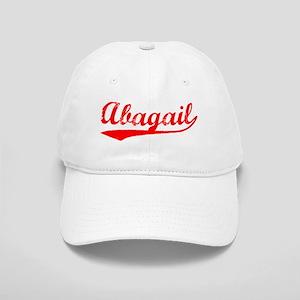 Vintage Abagail (Red) Cap