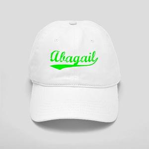 Vintage Abagail (Green) Cap