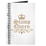 Mocha Stamp Queen Journal
