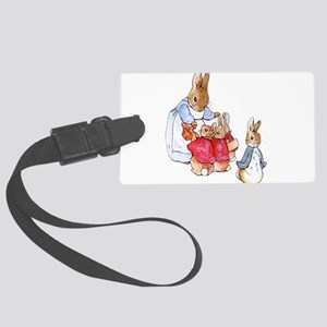 Beatrix Potter - Peter Rabbit : Large Luggage Tag