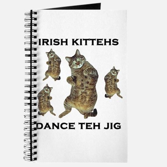 Irish Kitteh Journal