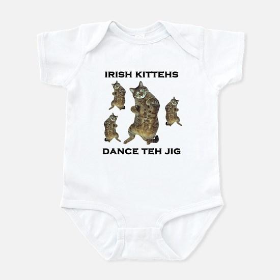 Irish Kitteh Infant Bodysuit