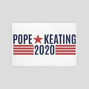 Pope Keating 2020 4' x 6' Rug