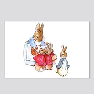 Beatrix Potter - Peter Ra Postcards (Package of 8)