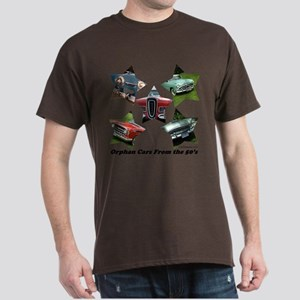 """Orphan Cars of the 50's"" Dark T-Shirt"