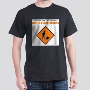 Michigan's Two Seasons T-Shirt