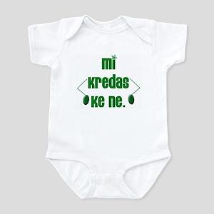 I don't think so Infant Bodysuit