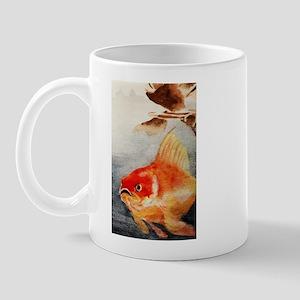 GOLDEN RIVER CARP Mug
