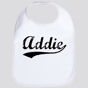 Vintage Addie (Black) Bib