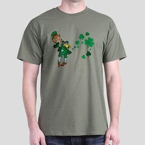Leprechaun Dark T-Shirt