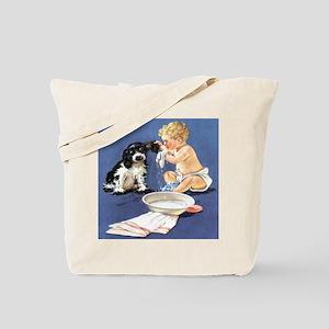 Bath Tote Bag