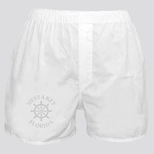 Summer siesta key- florida Boxer Shorts