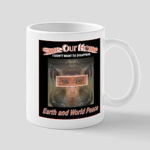 SOH: Monkey 11 oz Ceramic Mug