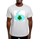 SHAMROCK THOUGHTS Light T-Shirt