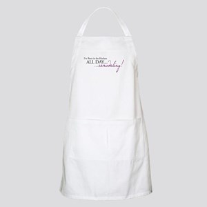 Remodeling BBQ Apron