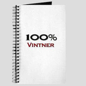 100 Percent Vintner Journal