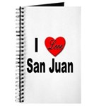 I Love San Juan Puerto Rico Journal