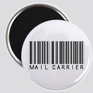 Mail Carrier Barcode Magnet