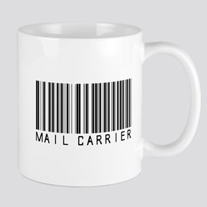 Mail Carrier Barcode Mug