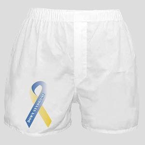 Down Syndrome Awareness Boxer Shorts