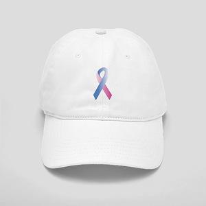 Pink Blue Awareness Cap