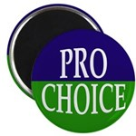 "Pro-Choice 2.25"" Magnet (100 pack)"