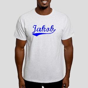 Vintage Jakob (Blue) Light T-Shirt