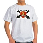 12TH MARINES-VIETNAM Light T-Shirt
