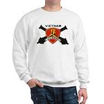 12TH MARINES-VIETNAM Sweatshirt