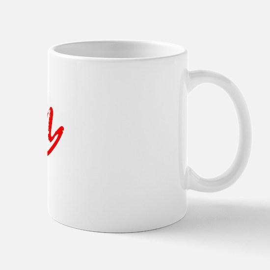 Vintage Alden (Red) Mug