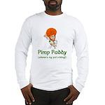 Pimp Paddy Long Sleeve T-Shirt