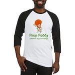 Pimp Paddy Baseball Jersey