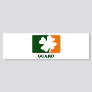 Irish GUARD Bumper Sticker