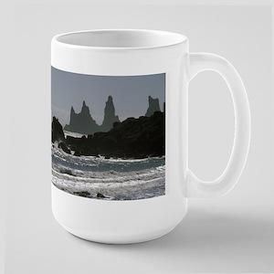 Large Mug - Reynisdrangar, Iceland