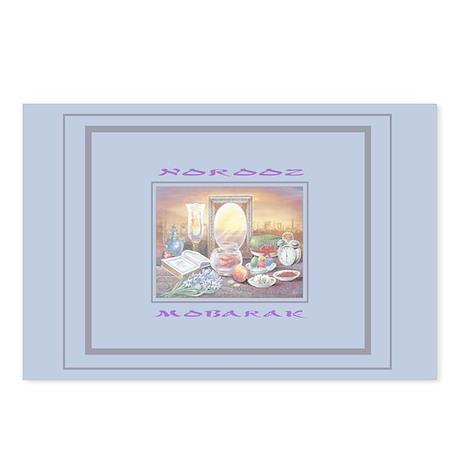 Norooz Mobarak Postcards (Package of 8)