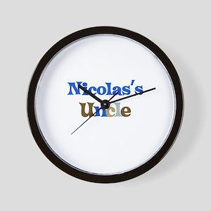 Nicolas's Uncle Wall Clock