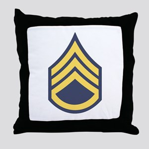 Staff Sergeant Duty Pillow