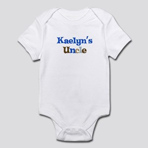 Kaelyn's Uncle Infant Bodysuit