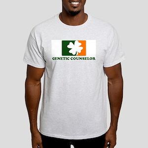 Irish GENETIC COUNSELOR Light T-Shirt