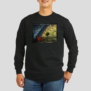 universum for white Long Sleeve T-Shirt