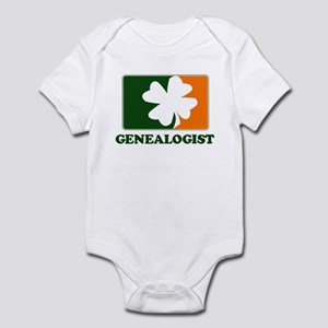 Irish GENEALOGIST Infant Bodysuit