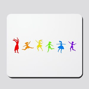 Dancing Women Mousepad
