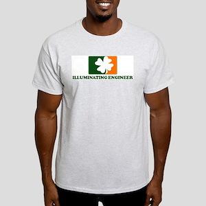 Irish ILLUMINATING ENGINEER Light T-Shirt
