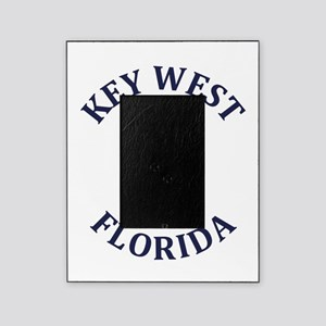 Summer key west- florida Picture Frame