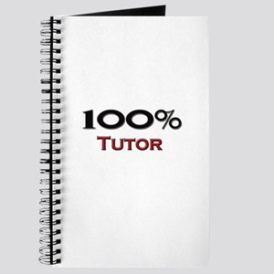 100 Percent Tutor Journal