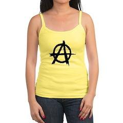 Anarchy Symbol Jr.Spaghetti Strap