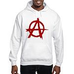 Anarchy Symbol Hooded Sweatshirt