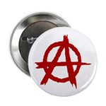"""Anarchy Symbol 2.25"""" Button (100 pack)"""
