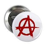 """Anarchy Symbol 2.25"""" Button"""