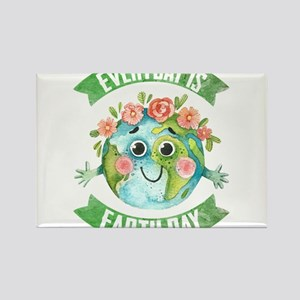 Earth Day Every Day Magnets